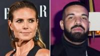 Heidi Klum Apologizes For Ghosting Drake