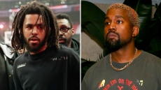 Looking for a Twitter War? J. Cole Comes For Kanye West In His Song 'Middle Child'