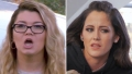 'Teen Mom OG' Star Amber Portwood Threatens to Beat Up Jenelle Evans Amid Heated Feud