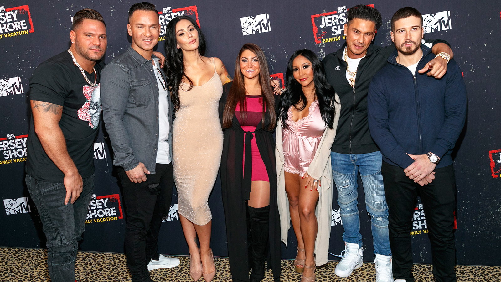 Jersey Shore' Drama: Couple Feuds, Prison Time and More