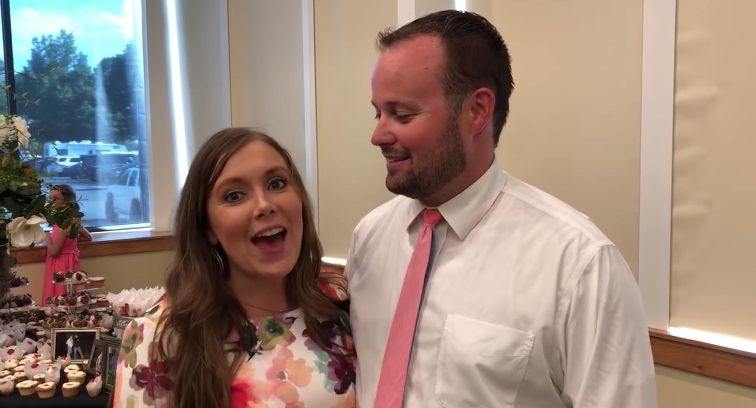 Fans Slam Josh and Anna Duggar's Pacifier for Infant Daughter Maryella as a Choking Hazard