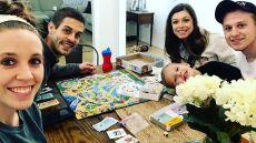 Josiah and Lauren Duggar Have Game Night With Jill And Derick Dillard