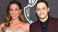 Kate Beckinsale Acknowledges Pete Davidson Romance Rumors