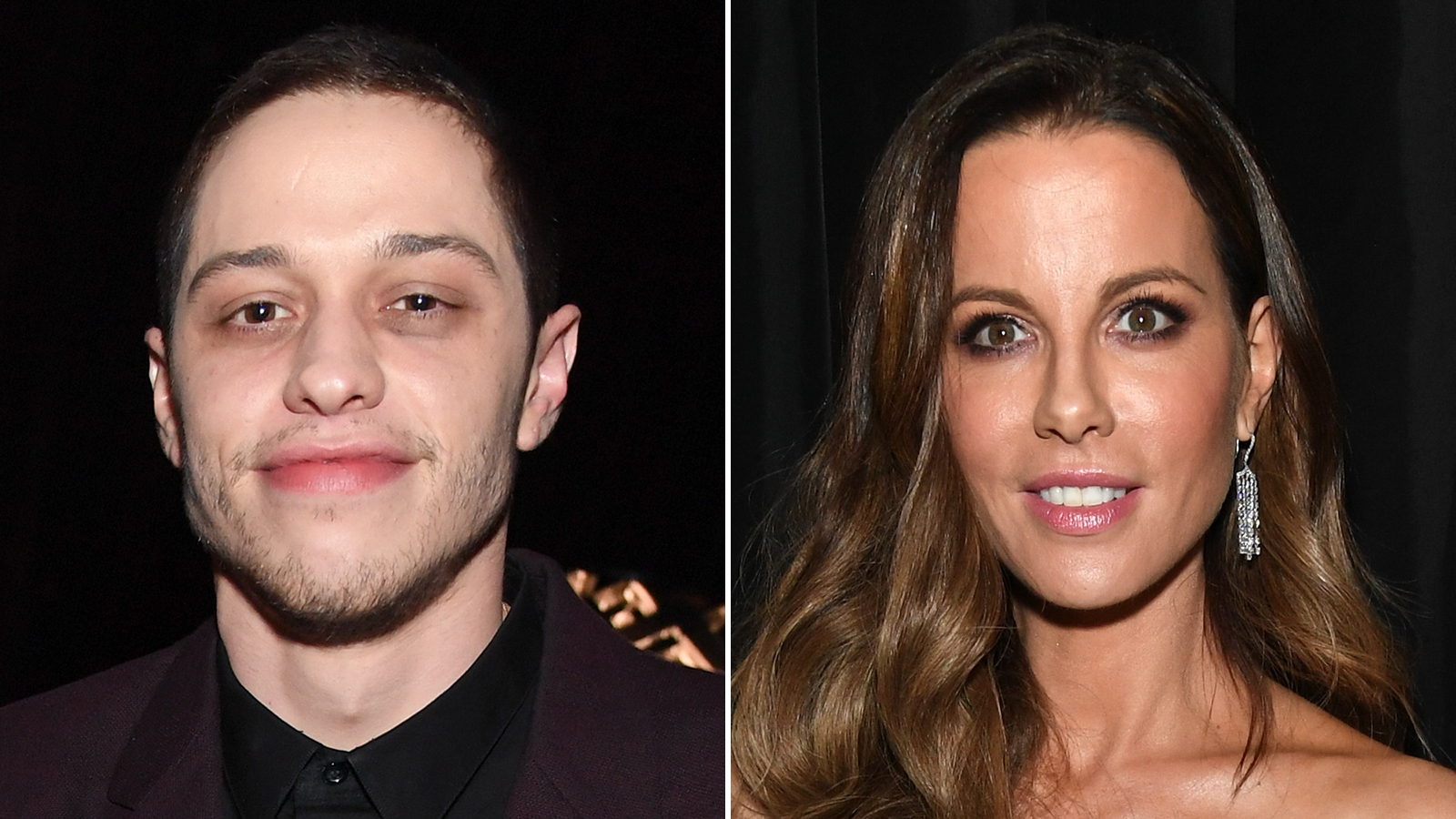 Pete Davidson Smiled When Kate Beckinsale S Name Was Brought Up