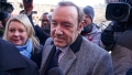 Kevin Spacey Gets Pulled Over For Speeding After Leaving Court Hearing