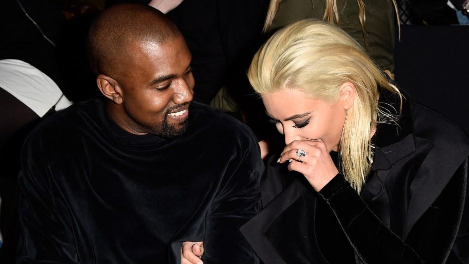 Kim Kardashian And Kanye West Sweetest Moments