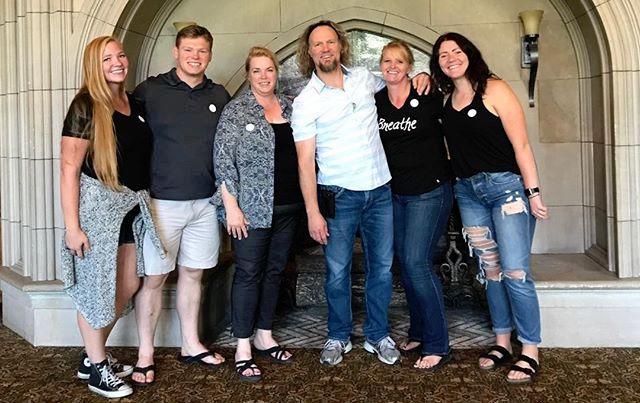 Kody Brown's Family Smiles In Colorado