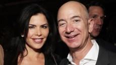 Jeff Bezos Dined With Mistress Lauren Sanchez in 2018