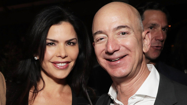 Jeff Bezos Dined With Mistress Lauren Sanchez in 2018 — See Photo