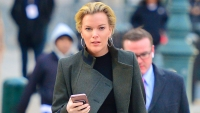 Megyn Kelly Reports For Jury Duty