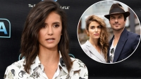 Nina Dobrev Defends Friendship With Ex Ian Somerhalder And His Wife Nikki Reed