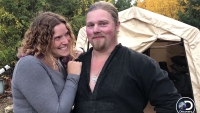 Alaskan Bush People Star Noah Brown and Wife Rhains Cutest Pics