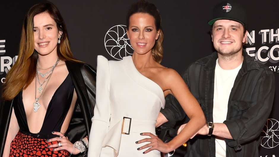 Celebrities Attend On The Record Red Carpet Grand Opening at Park MGM