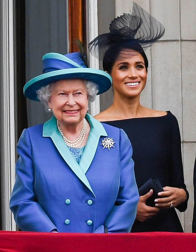 Former Royal Butler Believes The Queen 'Would Never Reach Out' To Meghan Markle's Father