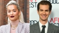 Rita Ora Plays Coy When Asked A Question About Rumored Boyfriend Andrew Garfield
