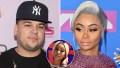 Rob Kardashian Shades Blac Chyna With 'WCW' Post for Alexis Skyy