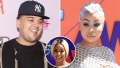 Rob Kardashian 'Loves' That Blac Chyna 'Can't Stand' Alexis Skyy
