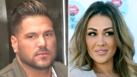 Ronnie Ortiz-Magro And Baby Mama Jen Harley Have Reportedly Split After Explosive New Year's Fight