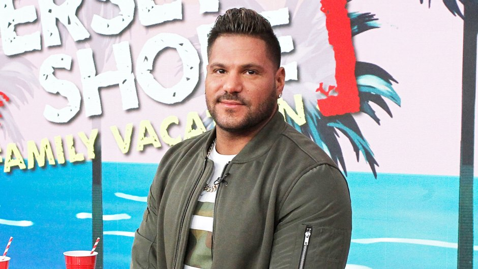 Ronnie Ortiz-Magro Reportedly Files Police Report Against Jen Harley After She Allegedly Threw An Ashtray At His Head