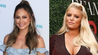 Vanessa Lachey Being Compared Compared To Nick Lacheys Ex Jessica Simpson