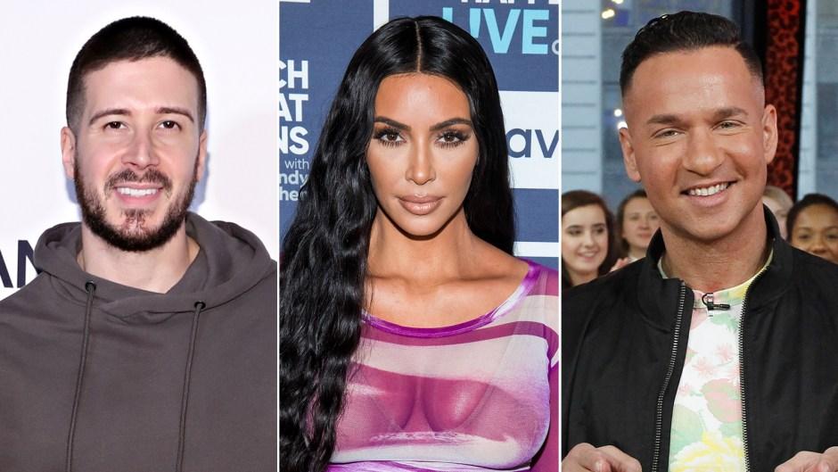 Vinny Faces Major Backlash for Asking Kim Kardashian to Help free Mike Sorrentino