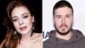 Vinny Guadagnino Shades Lindsay Lohan