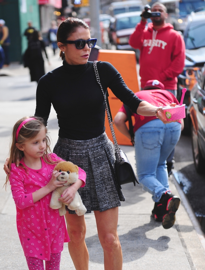bethenny frankel real housewives of new york near fatal allergy scare