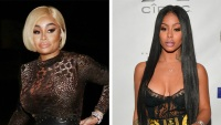 blac chyna alexis skyy fight