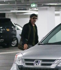 Brad Pitt Looks Exhausted And Unshaven In LA Amid Bitter Divorce From Angelina Jolie