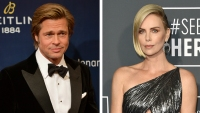 brad pitt charlize theron dating rumors