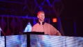 Calvin Harris Celebrates New Year's Eve in Las Vegas at OMNIA Nightclub Inside Caesars Palace