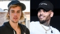 justin bieber slammed by fans for supporting chris brown following rape accusations