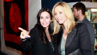 courteney cox lisa kudrow
