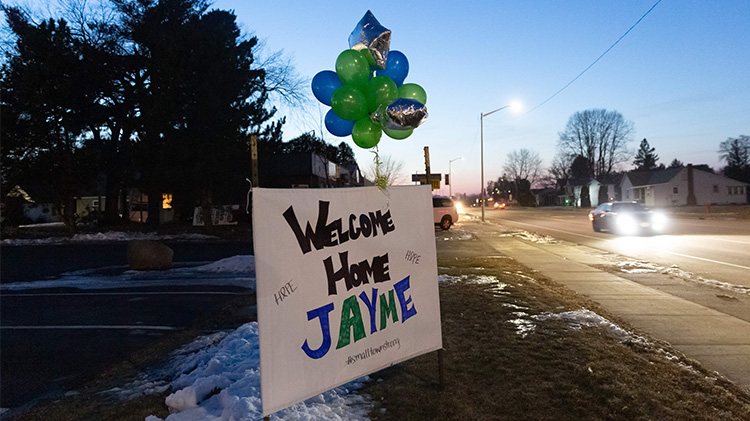 911 Call Reveals What Happened When Jamye Closs Was Miraculously Found