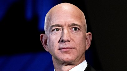 Amazon CEO Jeff Bezos Resurfaces After Affair News Breaks: See First Photos