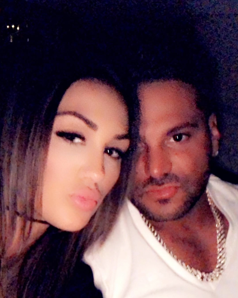 Jen Harley Makes Solo Appearance After Ronnie Ortiz-Magro Drama