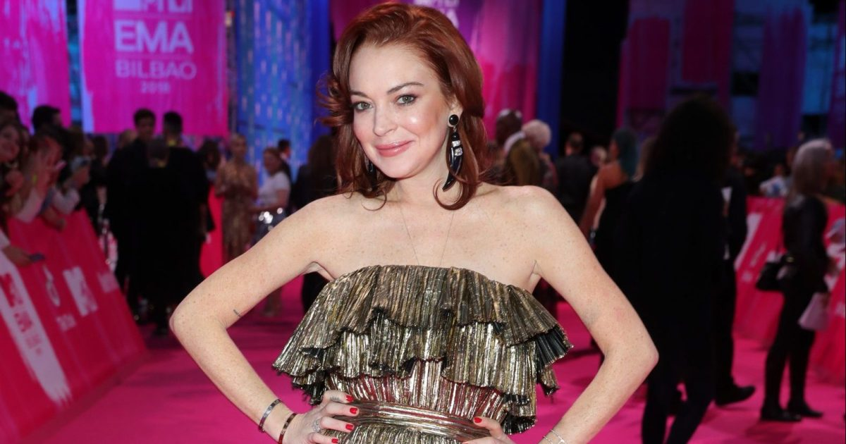 2a98abbd Lindsay Lohan Admits Why She 'Disappeared' From The Spotlight In Her New  MTV Show