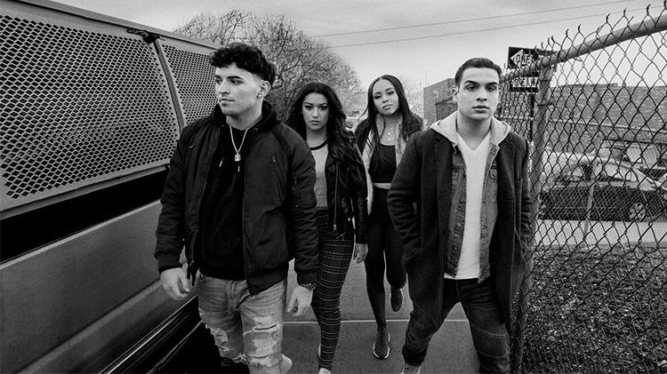 'Made in Staten Island': CP, Karina, Paulie, Dennie on 'Street Life'