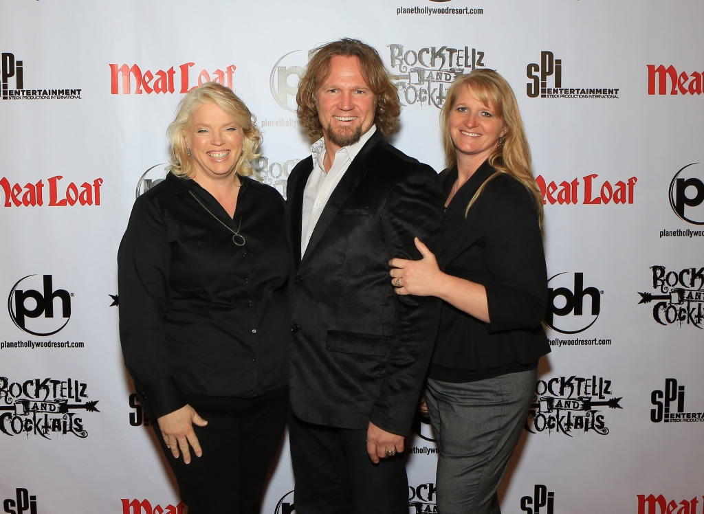 sister wives kody janelle christine brown