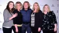 sister wives kody brown janelle brown christine brown meri brown robyn brown