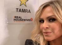 tamra judge taking selfie