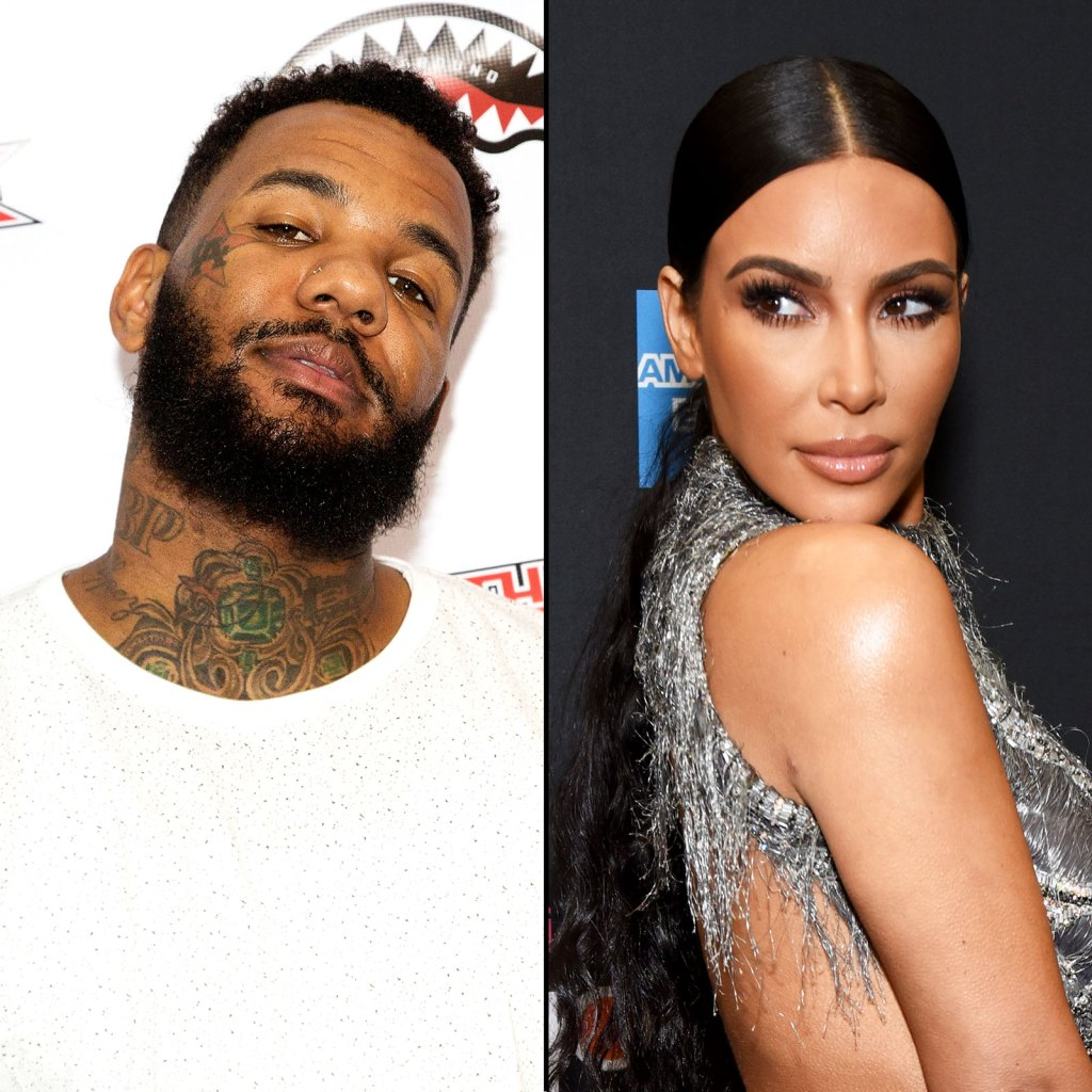 The Game Raps About Hooking up With Kim Kardashian on Explicit New Song