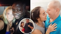 90 Day Fiance Couple PDA Pics Valentine's Day