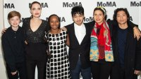Angelina-Jolie-Shiloh-Zahara-Pax-attend-Opening-Night-Of-MoMAs-Doc-Fortnight