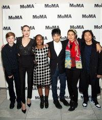 Angelina-Jolie-Shiloh-Zahara-Pax-attend-Opening-Night-Of-MoMAs-Doc-Fortnight