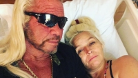 Beth Chapman Lies In Hospital Bed With Husband