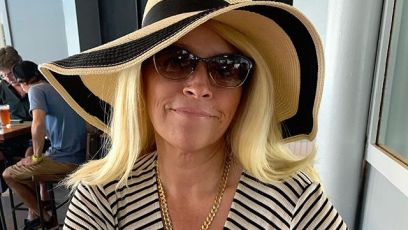 Beth Chapman Looks Healthy and Hard At Work