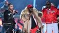 Big Boi fur coat