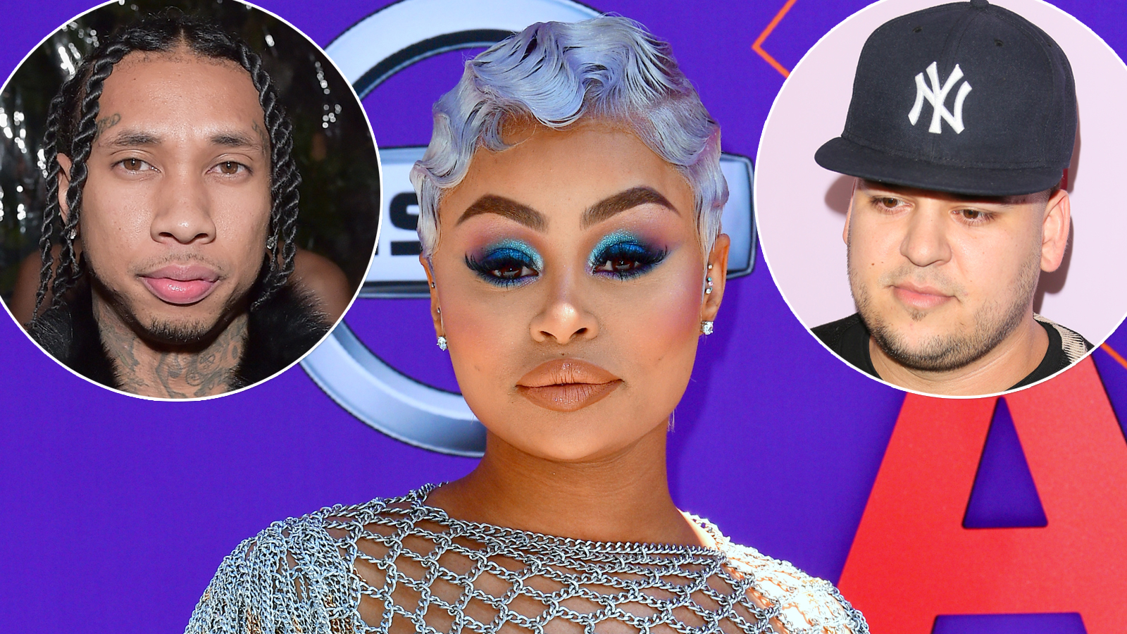 Blac Chyna Calls Out Rob Kardashian and Tyga Over Child Support: 'It Was Never About That, Period'
