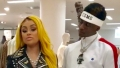 Blac Chyna and Soulja Boy Spotted Together Holding Hands